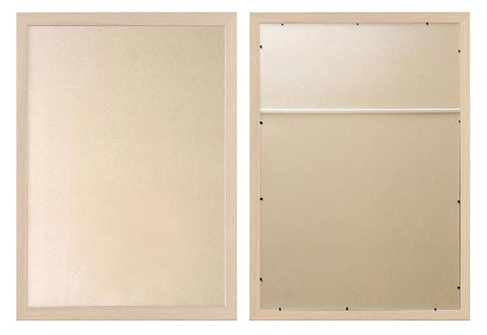 A0-raw-oak-ready-made-poster-frame-with-clear-glass-large