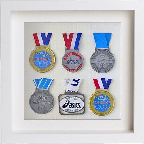 little-athletics-medals-framed-in-a-white-3-d-box-frame
