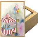 wooden-floater-picture-frame