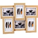 Photo frames with picture frames made with MDF wood