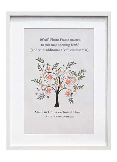 11x14-white-ready-made-wood-frame-with-8x10-window-mat-and-clear-glass-and-stand