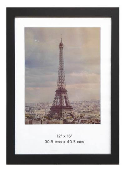 12x16-black-wood-ready-made-wood-frame-with-clear-glass