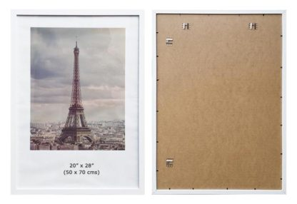 20x28-white-ready-made-wood-poster-frame-with-clear-glass-large