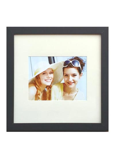 25x25-cms-black-square-photo-frame-with-5x7-opening-with-clear-glass-and-stand-large
