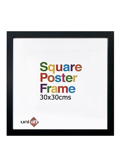 30x30cms-black-wood-square-poster-frame
