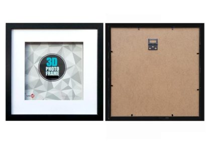 44x44-black-wood-3D-square-frame-with-30x30-opening-clear-glass-and-stand-large