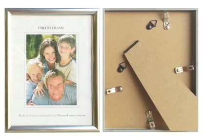 4x6-silver-photo-frame-with-clear-glass-and-stand-large