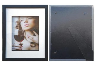 6x8-inches-white-3D-shadow-box-frame-with-4x6-inches-mat-opening-with-clear-glass-large
