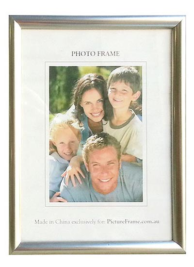6x8-silver-photo-frame-with-clear-glass-and-stand