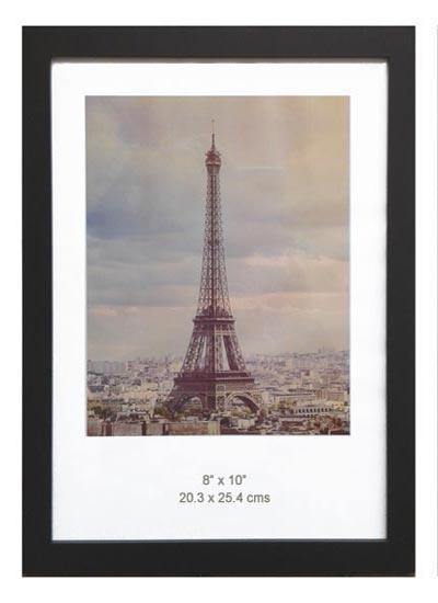 8x10-black-wood-ready-made-wood-picture-frame-with-clear-glass-and-stand