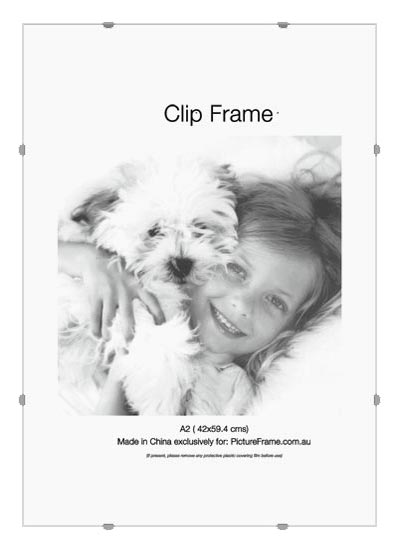 A1-frameless-clear-frame-with-clear-plastic