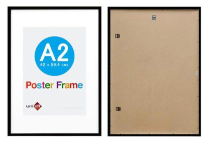 – A2-black-wood-photo-frame-with-A3-window-mat-opening-and-clear-glass-large