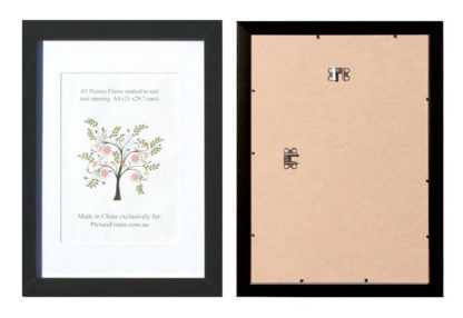 A3-black-wood-photo-frame-with-A4-opening-and-clear-glass-large