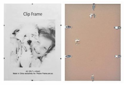 A3-size-frameless-wall-clip-frame-with-clear-glass-large