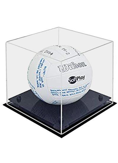 Netball Clear Acrylic Display Case (255Lx255Wx275Hmm)