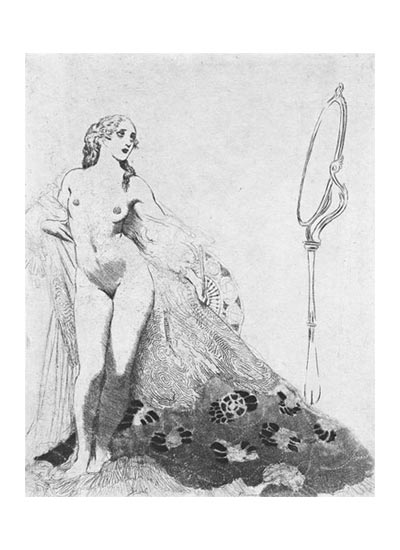 Norman-Lindsay-The-Drape-etched-circa-1920-published-in-2016