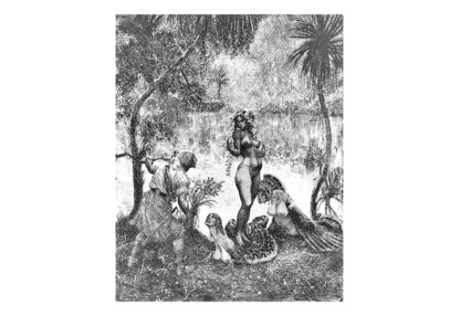 Norman-Lindsay's-Desert-Island-(etched-circa-1917,-published-in-2007)-large