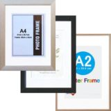 Matted Photo Frames with Mats