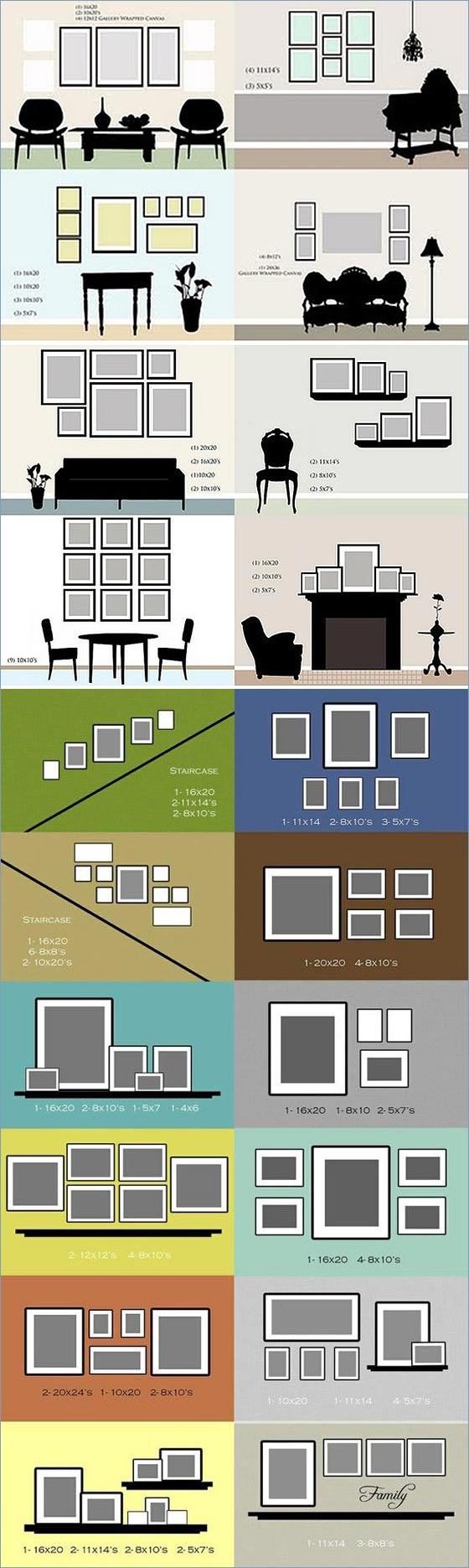 picture-frames-and-photo-frames-wall-hanging-ideas