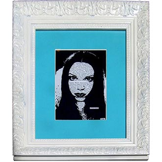 shabby-chic-picture-frame
